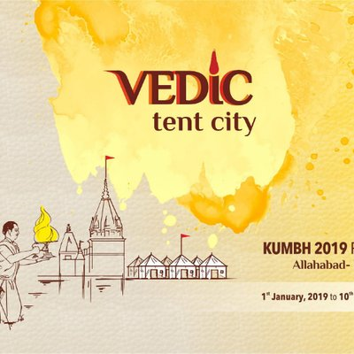 Vedic Tent City On Twitter Spend A Mirthful And Devotional Evening