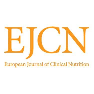 Картинки по запросу European Journal of Clinical Nutrition