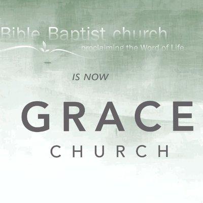 Grace Church on Twitter: