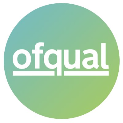 Ofqual (@ofqual) Twitter profile photo