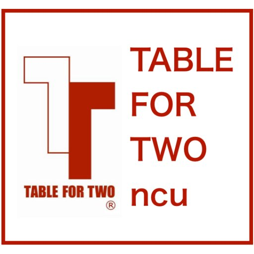 TABLE FOR TWO ncu (@tft_ncu) |...