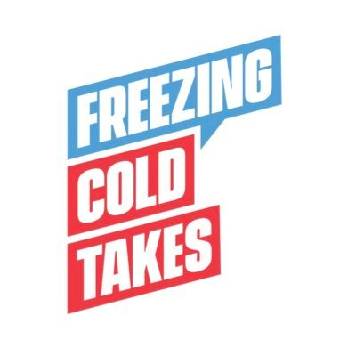 Freezing Cold Takes (@OldTakesExposed) Twitter profile photo