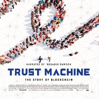 Trust Machine (@Trust_Machine) Twitter profile photo