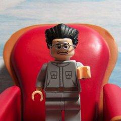 Lego™ Kim Jong-Il