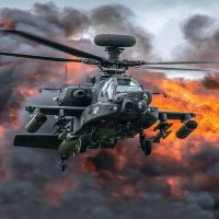 Attack Helicopter Force