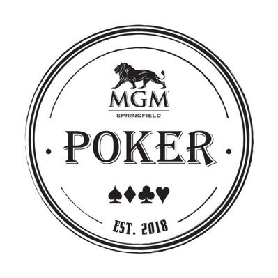 MGM Springfield Poker (@MGMSPoker) Twitter profile photo
