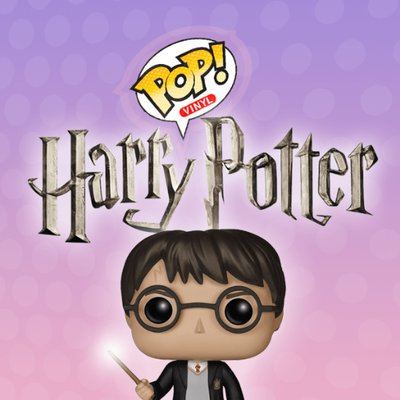 Movies: Harry Potter Funko POP 10 Hedwig Super Size Target Exclusive