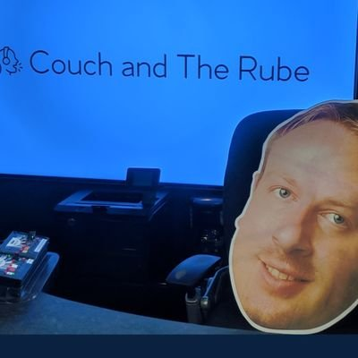 Couch and The Rube (@couchandtherube )