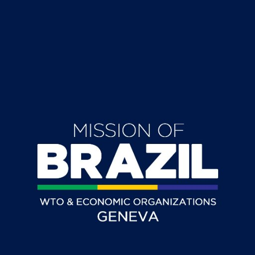 Mission of Brazil to the WTO 🇧🇷