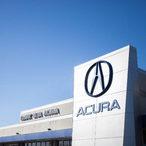 "Frank Leta Acura On Twitter: ""Starting Tomorrow, We're"