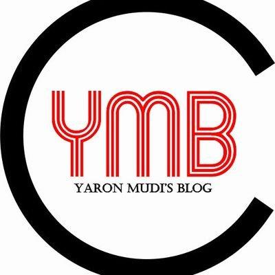 YARON MUDI'S BLOG