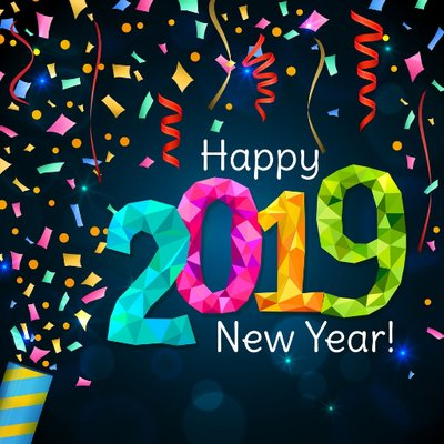 Happy New Year 2019 on Twitter: