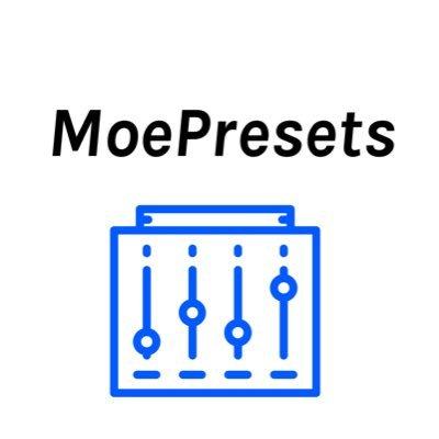 Moe Presets 💥⚡️💎 on Twitter: