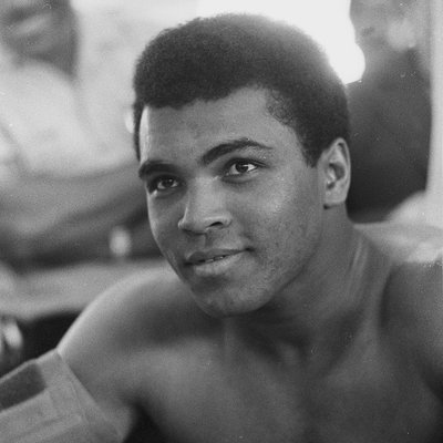 Muhammad Ali (@MuhammadAli) Twitter profile photo