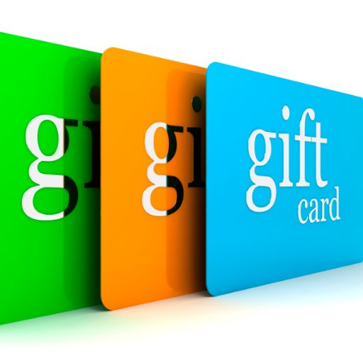 Gift Cards on Twitter: