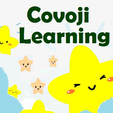 Covoji Learning on Twitter:
