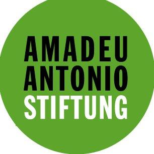 Amadeu Antonio St. on Twitter