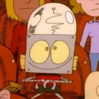 Jones characters robot Whatever Happened