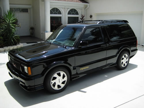 Gmc Typhoon Gmc typhoon