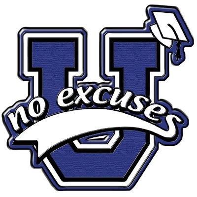 NO EXCUSES U