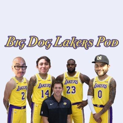 604b2c406d0 Big Dog Lakers Pod (@BigDogLakersPod) | Twitter