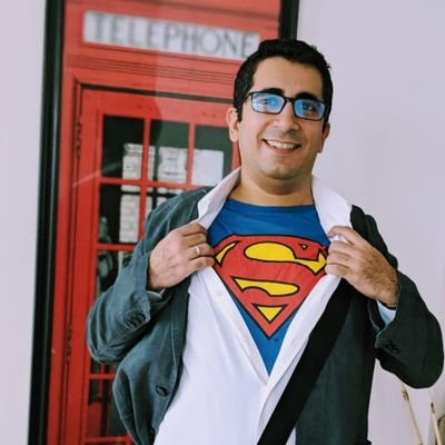 Mild-Mannered, Socially Distant Brand Guy (@Samit) Twitter profile photo