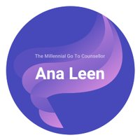 Ana Leen  - Author & Millennial Go To Counselor