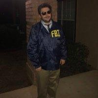 FBI Detective Burt Macklin