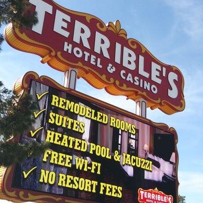 Terribles hotel and casino free breakfast la forge casino restaurant menu