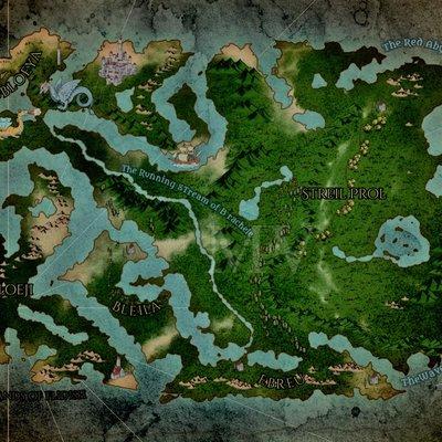 Fantasymapcreations By Mv On Twitter D D