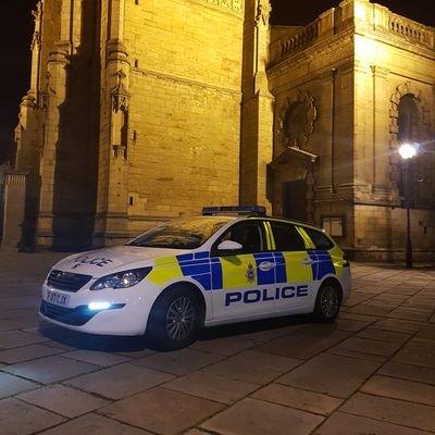 Derby Response Unit - Derbyshire Constabulary (@DerbyResponse )