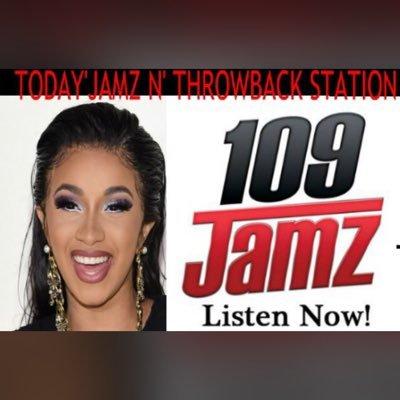109jamz radio on Twitter: