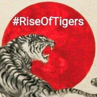 #RiseOfTigers #RiseOfTheTigers 🏏