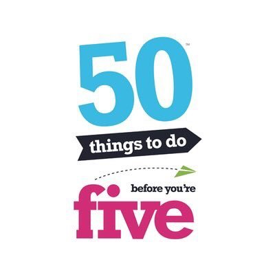 Image result for 50 things to do before you turn 5 leeds