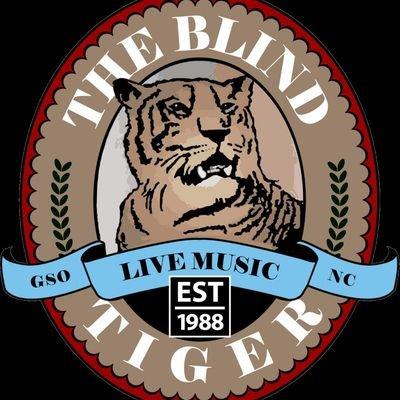 Restaurants near The Blind Tiger Greensboro
