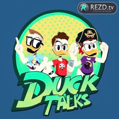 DuckTalks  🎩  🦆  💬  🍍