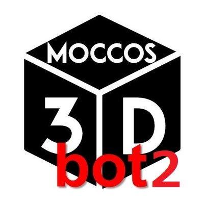 Moccos3Dのbot2相互フォロー100%