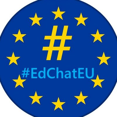 #EdChatEU 🇪🇺 (@EdChatEU) Twitter profile photo