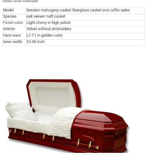 Nice Caskets & Coffins Funeral Supplies Wholesale (@NiceCaskets