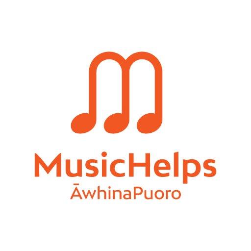 MusicHelps (@MusicHelpsNZ )