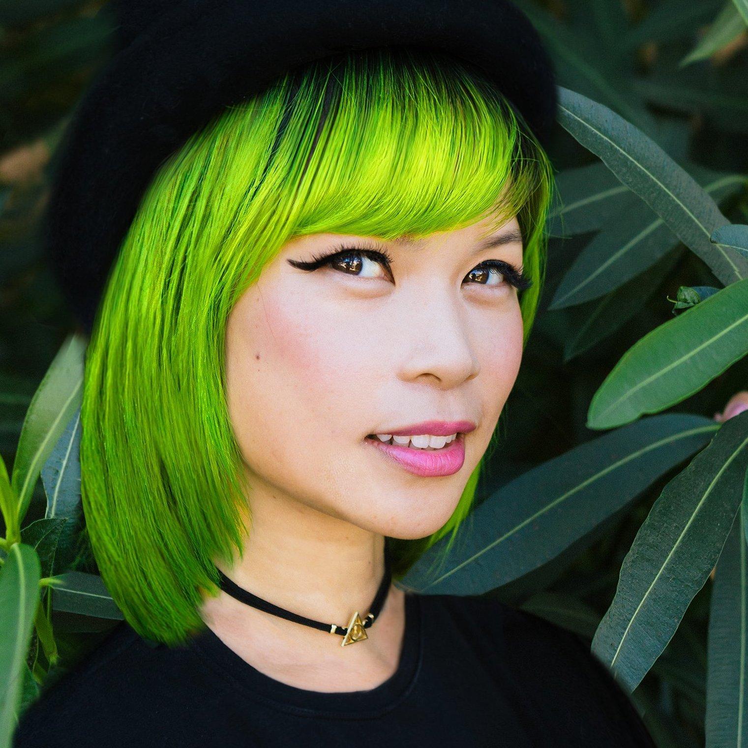 Goldie Chan 💚 (@GoldieChan )