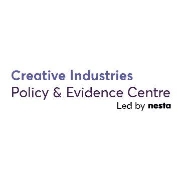 Creative Industries Policy & Evidence Centre (PEC) (@CreativePEC) Twitter profile photo