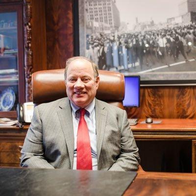 Mayor Mike Duggan
