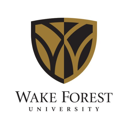 Image result for Wake Forest University logo