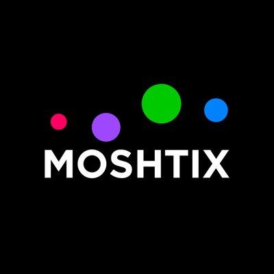 Moshtix (@moshtix) Twitter profile photo