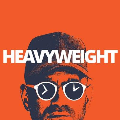 Heavyweight Podcast (@heavyweight) Twitter profile photo