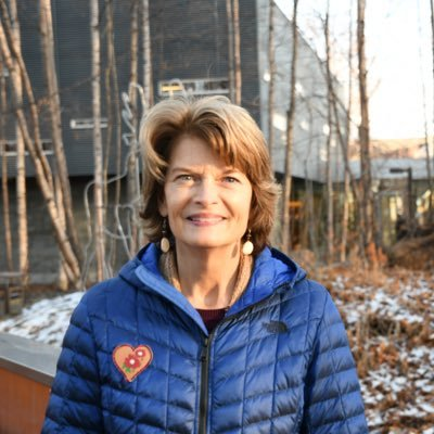 Sen. Lisa Murkowski (@lisamurkowski) Twitter profile photo