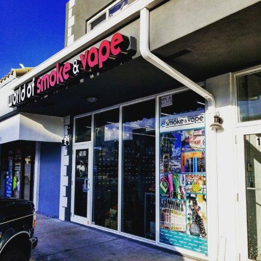 World of Smoke & Vape Fort Lauderdale