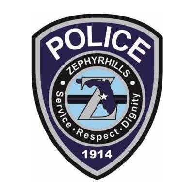 Zephyrhills Police on Twitter: