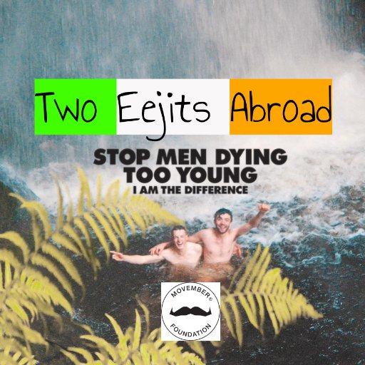 Two Eejits Abroad